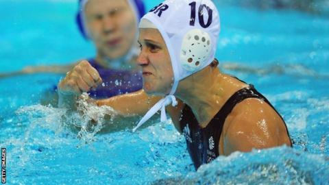 Great Britain centre-forward Angie Winstanley-Smith