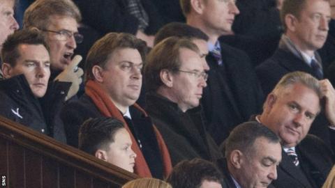 Rangers directors