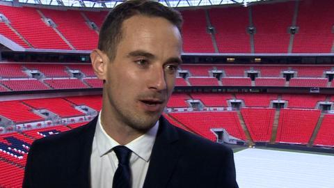 England women's manager Mark Sampson