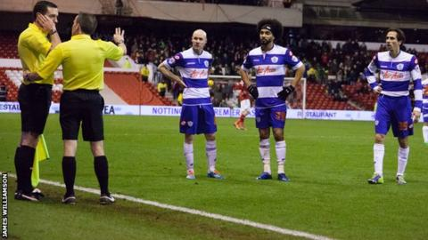 Nottingham Forest v QPR