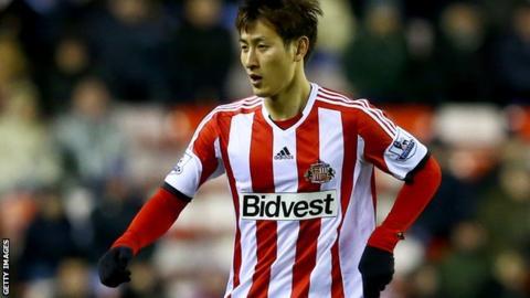 Ji Dong-Won of Sunderland
