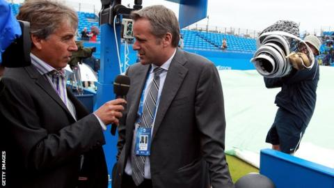 Chris Kermode interviewed by John Inverdale