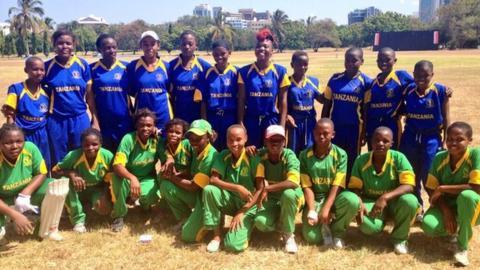 Tanzania women's cricket team