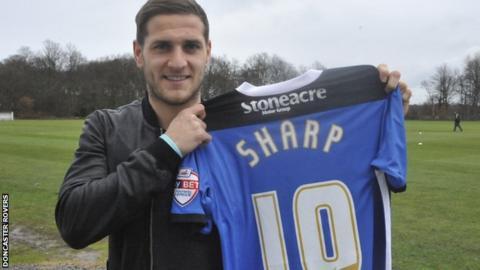 Billy Sharp