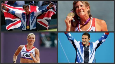 Scottish athletes