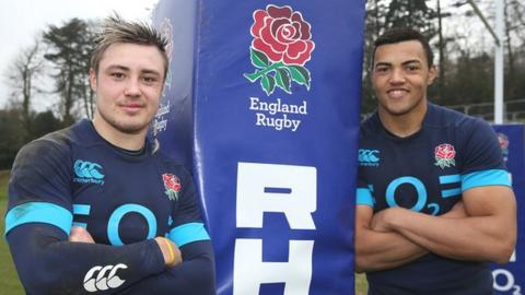 Jack Nowell and Luther Burrell on 'amazing' feeling