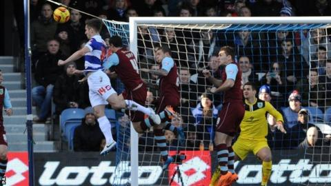 Kevin Doyle scores for QPR