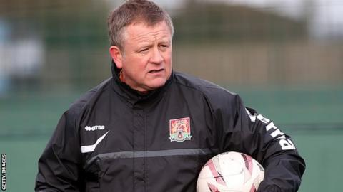 Chris Wilder