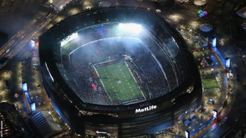 MetLife Stadium, New Jersey