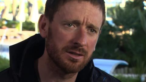 2012 Tour de France winner Sir Bradley Wiggins