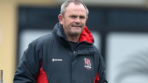 Mark Anscombe has agreed a one-year contract extension at Ulster