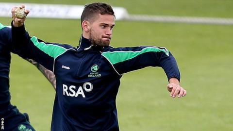 James Shannon has been called up by Ireland