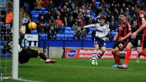 Chung-Yong Lee scores for Bolton
