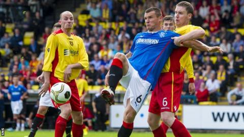Rangers meet Albion Rovers in the quarter-finals of the Scottish Cup