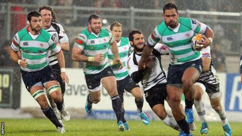 Treviso in action