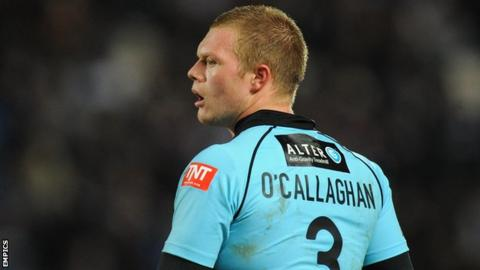 Jamie O'Callaghan