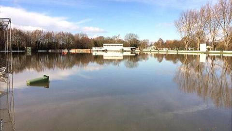 East Molesey Cricket Ground