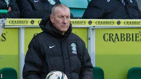 Terry Butcher admits his side were nervous after three home defeats.