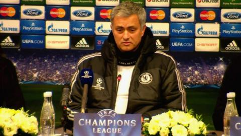 Jose Mourinho calls private conversation taping 'a disgrace'