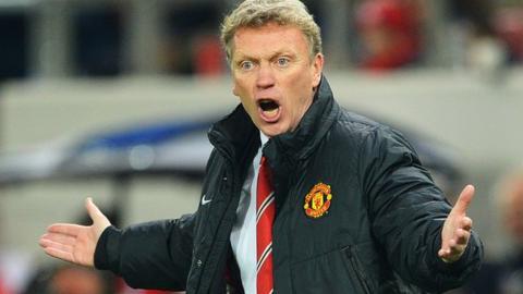 Moyes and Manchester United's turbulent season
