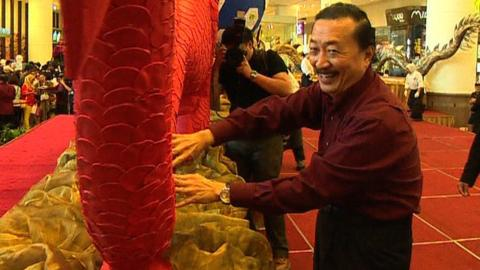 BBC Sport's David Ornstein talks to Cardiff City owner Vincent Tan