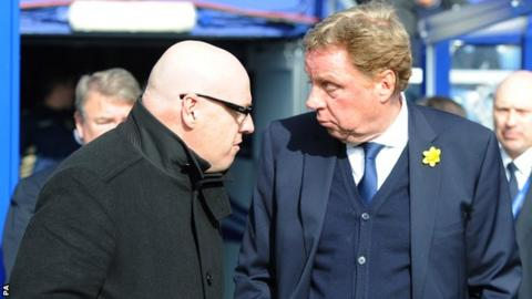 Brian McDermott, Harry Redknapp