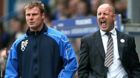 David Flitcroft and Keith Hill