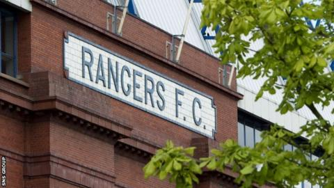 Rangers are considering a new loan agreement