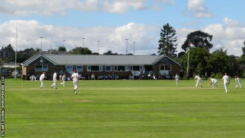 Cricket Meadow, Bridgnorth