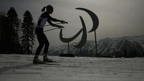 The action at the Winter Paralympics gets under way on Saturday