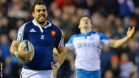 Scotland lose to France in Six Nations