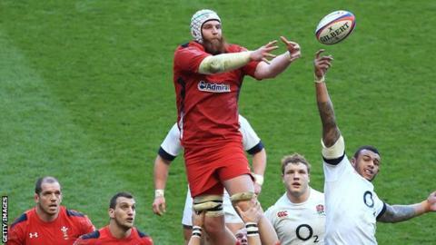 Jake Ball Wales