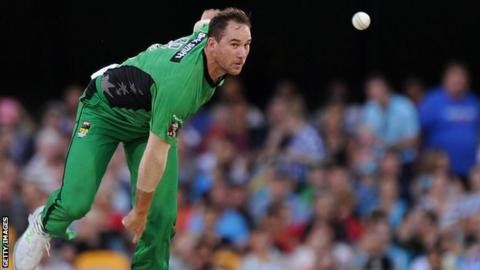 All-rounder John Hastings