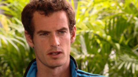 Andy Murray talks about parting company with coach Ivan Lendl