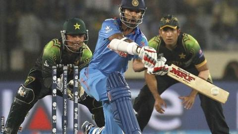 India opener Shikhar Dhawan hits out