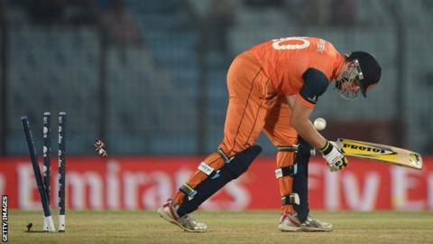 World Twenty20 2014: Dutch post record low score in Sri Lanka loss ...