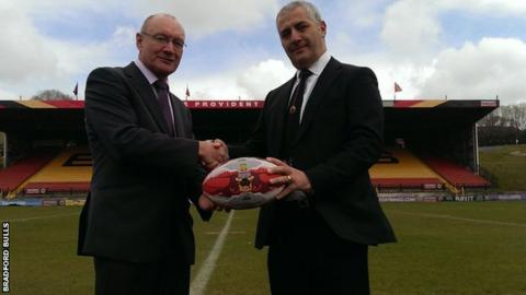 Steve Ferres and Marc Green