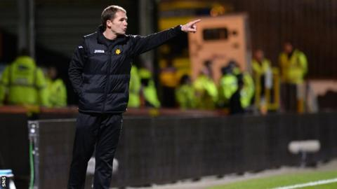 Alan Archibald felt the early goal killed Partick Thistle in the 5-1 defeat to Celtic