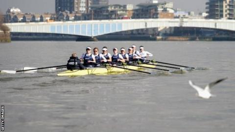 Oxford University Women's Boat Club