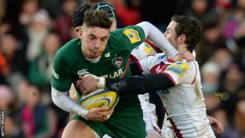Owen Williams Leicester