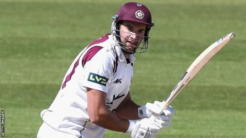 Northants Matthew Spriegel