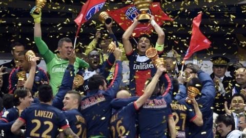 PSG v Lyon