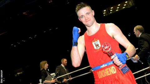 Josh Taylor will fight for Scotland in Glasgow