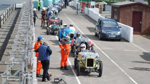 record entry for manx classic rally and hill climb bbc sport. Black Bedroom Furniture Sets. Home Design Ideas