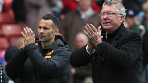 Ryan Giggs, Sir Alex Ferguson