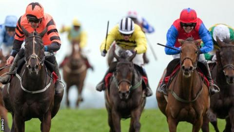 Jetson beat Quevega at Punchestown