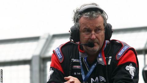 Nigel Stepney