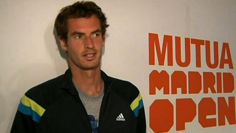 Andy Murray discusses the potential of having John McEnroe as his new coach