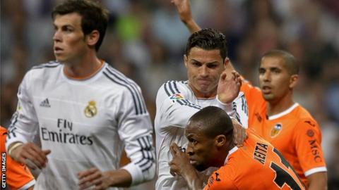 Real Madrid snatch a draw