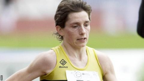 Hayley Haining will run for Scotland at the Commonwealth Games